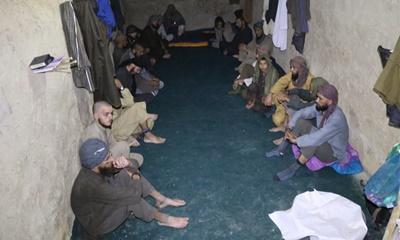 아프가니스탄 감옥에서 IS 수뇌부를 탈옥시킨 미군