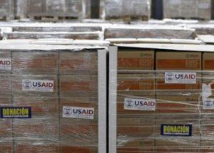구호물자를 보내려는 미국과 받지 않으려는 베네수엘라, 그리고 가짜뉴스