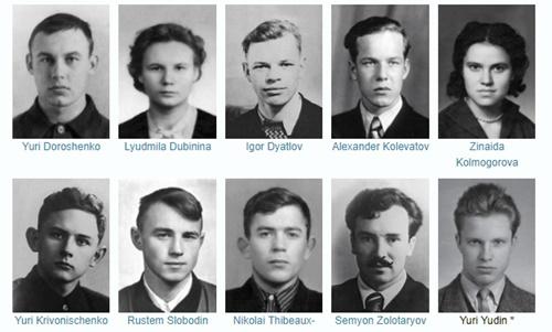 9명의 대학생이 스키 여행 중 사망한 디아틀로프 사건을 재조사하는 러시아
