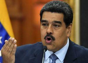 미국의 군사 개입을 경고한 베네수엘라 대통령 마두로