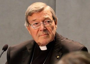 미성년 강간에 대해 유죄 판결을 받은 바티칸의 제3인자 조지 펠 추기경