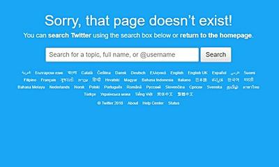 2천여 개의 친베네수엘라 정부 계정을 삭제한 트위터