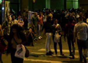 베네수엘라 전역에 발생한 정전 사태