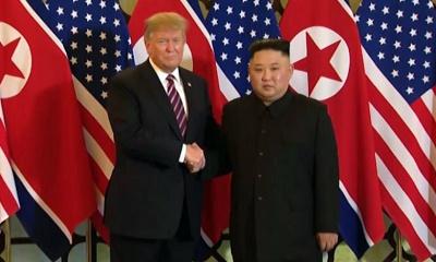 북한의 점진적인 비핵화를 거부하는 미국