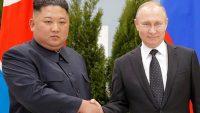 체재 보장을 조건으로 북한의 핵 프로그램 포기에 동의한 북러 정상