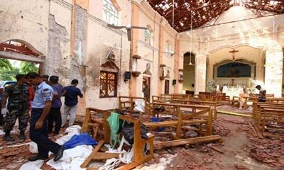 스리랑카에 발생한 '부활절 테러'를 사전에 인지한 사우디 아라비아
