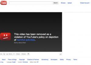 검열과 함께 조회 수 성장이 둔화된 유튜브