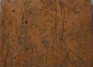 고대 인도 사원에서 발견된 외국인 조각 때문에 발굴이 중단되다