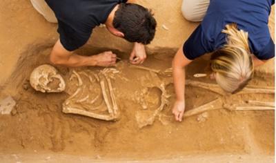 DNA 분석에서 성경 속 골리앗의 조상이 남부 유럽으로부터 온 것이 확인되다