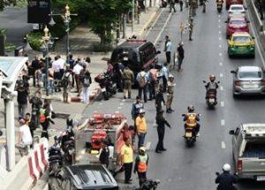 8월 2일에 방콕에 발생한 폭탄 테러