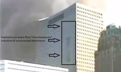 9/11 테러 당시 건물에 폭발물이 사전 설치된 증거가 있다고 주장하면서 재조사를 촉구하는 뉴욕 소방국