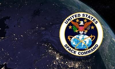 공식 출범한 미 우주군