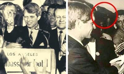 로버트 케네디의 아들, '아버지의 암살범은 세인 시저'