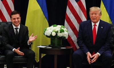 트럼프 대통령의 탄핵 조사에 들어간 미 하원과 논란의 우크라이나 대통령과의 전화 통화