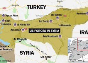 미군의 즉각적인 철수를 요구하는 시리아 외무장관