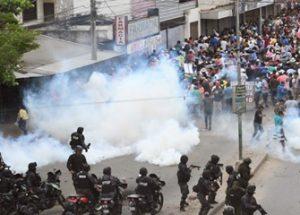 볼리비아의 군부 쿠테타를 지지하는 미국