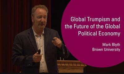 브라운 대학 브라이스 교수, '트럼프주의는 전 세계적 현상'