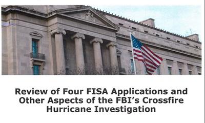 트럼프 선거 캠프 감시 영장을 FBI에게 내준 FISA 법원과 문제점