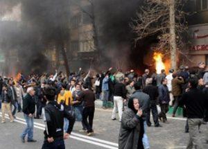 이란 반정부 시위의 책임이 미국에 있다고 판결한 이란 법원