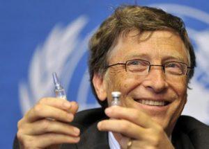 백신제조사가 소송당하지 않는 정부의 면책안을 제안한 빌 게이츠