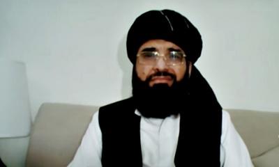 탈레반 대변인, '뉴욕타임스의 러시아의 미군 살해 사주 보도는 가짜 뉴스'