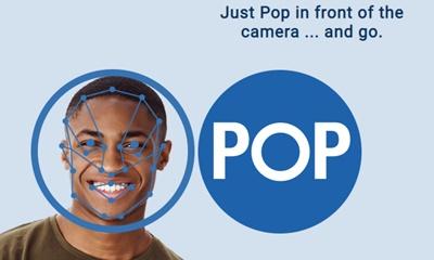 미국에서 최초로 선보이고 있는 얼굴 인식 결제 시스템