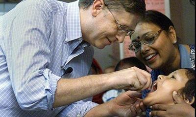 유엔, '아프리카에 유행 중인 소아마비의 원인은 소아마비 백신'