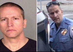 3급 살인 혐의가 취하된 조지 플로이드 사망 사건의 전직 경찰 데릭 쇼빈