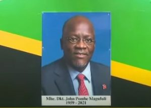 마구풀리 대통령 사망 후 서방의 코로나 정책을 수용한 탄자니아